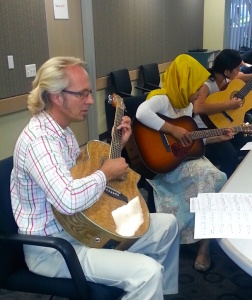 Guitar Aces, Poway Studio, Lessons and Classes for adults as well as Children